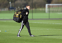 Pictured: Manager Garry Monk Wednesday 05 November 2014<br />