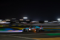 #33 TF Sport Aston Martin Vantage AMR LMGTE Am, Ben Keating, Dylan Pereira, Felipe Fraga, 24 Hours of Le Mans , Race, Circuit des 24 Heures, Le Mans, Pays da Loire, France