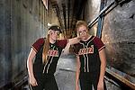 The JSerra Girls Softball team has some fun doing a green screen shoot!