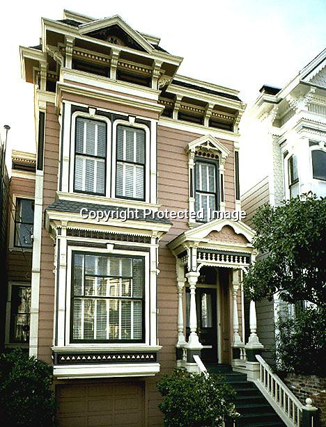 Victorian Home San Francisco