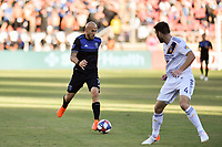 STANFORD, CA - JUNE 29: Magnus Eriksson #7 during a Major League Soccer (MLS) match between the San Jose Earthquakes and the LA Galaxy on June 29, 2019 at Stanford Stadium in Stanford, California.