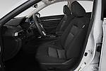 Front seat view of a 2021 Nissan Altima SV 4 Door Sedan