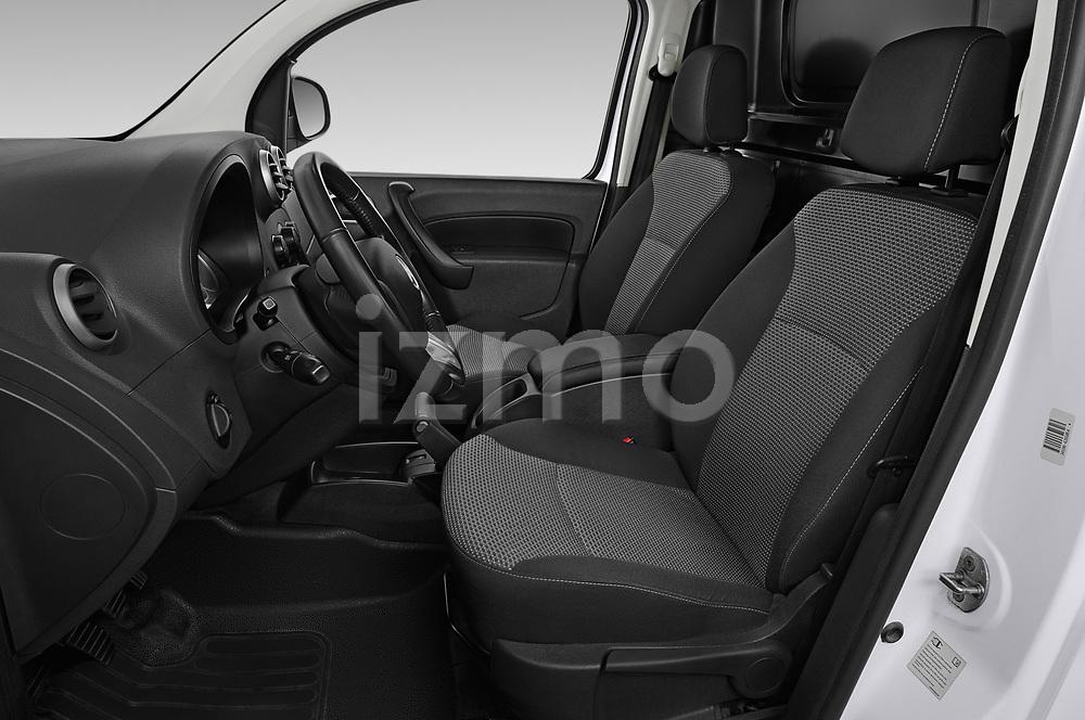 Front seat view of 2019 Mercedes Benz Citan Perfect-Tool 5 Door Car Van Front Seat  car photos