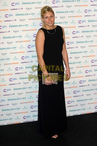 LONDON, UK, NOVEMBER 30: Gemma Gibbons at the Emeralds And Ivy Ball, Old Billingsgate Market on November 30th, 2013 in London, England.<br /> CAP/CJ<br /> ©Chris Joseph/Capital Pictures