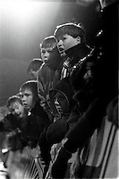 Pix:Michael Steele/SWpix...Soccer. Young football supporters...COPYRIGHT PICTURE>>SIMON WILKINSON..Young football supporters.
