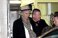 Keith Richards, English musician - London 2010
