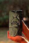 Olmec, Ancient Cultures; The Americas; jade; Ceremony; National Museum of Anthropology and History; Mexico City; Mexico