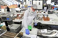 - Epidemia di virus Covid-19 in Italia, un mercato rionale a Milano<br /> <br /> - Covid-19 virus epidemic in Italy, a street market in Milan - Epidemia di virus Covid-19 in Italia, mercato rionale a Milano<br /> <br /> - Covid-19 virus epidemic in Italy, street market in Milan