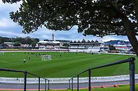 Capital Under-10 Girls Football - Miramar Rangers Onyx v Waterside Karori AFC U10 Tui at the Basin Reserve in Wellington, New Zealand on Sunday, 6 June2021. Photo: Dave Lintott / lintottphoto.co.nz