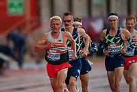 23rd May 2021; Gateshead International Stadium, Gateshead, Tyne and Wear, England; Muller Diamond League Grand Prix Athletics, Gateshead; Andy Butchart in the mens 5000