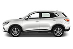 Car Driver side profile view of a 2021 Mg EHS Luxury 5 Door SUV Side View