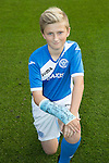 St Johnstone Academy Under 13's…2016-17<br />Fraser Armstrong<br />Picture by Graeme Hart.<br />Copyright Perthshire Picture Agency<br />Tel: 01738 623350  Mobile: 07990 594431