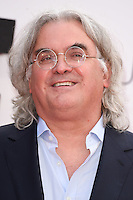 """director, Paul Greengrass<br /> arrives for the """"Jason Bourne"""" premiere at the Odeon Leicester Square, London.<br /> <br /> <br /> ©Ash Knotek  D3139  11/07/2016"""