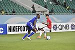 LOKOMOTIV (UZB) vs AL NASR (UAE) during the 2016 AFC Champions League Group A Match Day 6 match on 04 May 2016 in Tashkent, Uzbekistan.