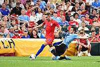 St. Louis, MO, September 10 2019.The USMNT tied Uruguay 1-1 in an international friendly at Busch Stadium.