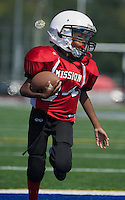 Langley Broncos vs Mission Niners Atom Golden Helmet Tournament