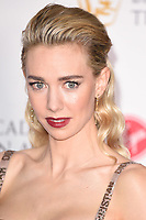 Vanessa Kirby<br /> in the winners room for the BAFTA TV Awards 2018 at the Royal Festival Hall, London<br /> <br /> ©Ash Knotek  D3401  13/05/2018