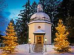 Oesterreich, Salzburger Land, Oberndorf: Stille-Nacht-Kapelle | Austria, Salzburger Land, Oberndorf: Silent-Night-Chapel