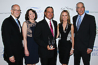 BEVERLY HILLS, CA, USA - APRIL 25: Dr. Judy Gasson, Steve Mosko, Dana Walden, Gary Newman at the Jonsson Cancer Center Foundation's 19th Annual 'Taste For A Cure' held at Regent Beverly Wilshire Hotel on April 25, 2014 in Beverly Hills, California, United States. (Photo by Xavier Collin/Celebrity Monitor)