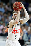 Real Madrid's Rudy Fernandez during Liga Endesa ACB match.March 29,2015. (ALTERPHOTOS/Acero)