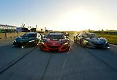 IMSA WeatherTech SportsCar Championship<br /> Sebring February Test<br /> Sebring, Florida, USA<br /> #86 Michael Shank Racing Acura NSX, GTD: Katherine Legge, Alvaro Parente, Trent Hindman, #93 Michael Shank Racing Acura NSX, GTD: Lawson Aschenbach, Justin Marks, Mario Farnbacher, #36 CJ Wilson Racing Acura NSX, GTD: Marc Miller, Till Bechtolsheimer<br /> World Copyright: Richard Dole<br /> LAT Images