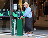 Plenty of shopping going on in the retail shopping centres and market in Cambridge, UK August 26th 2020.<br /> <br /> Photo by Keith Mayhew