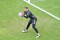 Torwart/Goalie Manuel Neuer (Deutschland Germany)<br /> - Muenchen 19.06.2021: Deutschland vs. Portugal, Allianz Arena Muenchen, Euro2020, emonline, emspor, <br /> <br /> Foto: Marc Schueler/Sportpics.de<br /> Nur für journalistische Zwecke. Only for editorial use. (DFL/DFB REGULATIONS PROHIBIT ANY USE OF PHOTOGRAPHS as IMAGE SEQUENCES and/or QUASI-VIDEO)