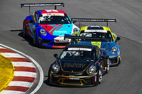 #3 SCB Racing, Porsche 991 / 2017, GT3CP: Parker Thompson