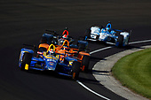 Verizon IndyCar Series<br /> Indianapolis 500 Practice<br /> Indianapolis Motor Speedway, Indianapolis, IN USA<br /> Tuesday 16 May 2017<br /> Alexander Rossi, Andretti Herta Autosport with Curb-Agajanian Honda<br /> World Copyright: Phillip Abbott<br /> LAT Images<br /> ref: Digital Image abbott_indyP_0517_11667