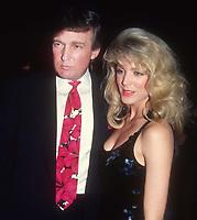 Donald & Marla Trump 1991<br /> Photo By John Barrett/PHOTOlink.net