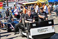 #20 ED JONES (USA) ED CARPENTER RACING (USA) CHEVROLET