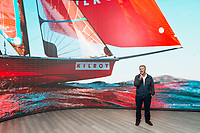 SAN FRANCISCO, CA - October 16 - Luther Carpenter attends Kilroy Realty / US Olympic Sailing Cocktail Reception 2019 on October 16th 2019 at Kilroy Innovation Center in San Francisco, CA (Photo - Andrew Caulfield for Drew Altizer Photography)