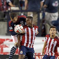 New England Revolution vs Chivas USA, August 23, 2014