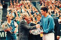 Richard Krajicek wint ABNAMRO WTT 1997