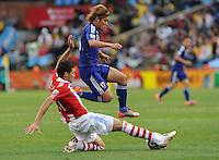 Paraguay vs Japan, June 29, 2010