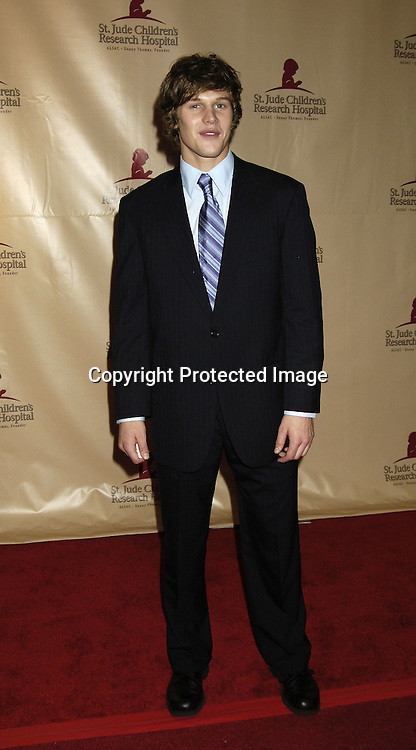 Zach Roerig ..at the 11th Annual Daytime Television Salutes St. Jude Children's Research Hospital benefit hosted by Martha Byrne on October 14, 2005 at The New York Marriott Marquis Hotel. ..Photo by Robin Platzer, Twin Images