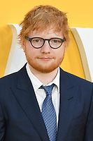 """Ed Sheeran<br /> arriving for the """"Yesterday"""" UK premiere at the Odeon Luxe, Leicester Square, London<br /> <br /> ©Ash Knotek  D3510  18/06/2019"""