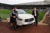 Pictured: Michael Laudrup<br />