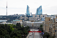 Restart of the race, 33 VERSTAPPEN Max (nld), Red Bull Racing Honda RB16B, action during the Formula 1 Azerbaijan Grand Prix 2021 from June 04 to 06, 2021 on the Baku City Circuit, in Baku, Azerbaijan - <br /> FORMULA 1 : Grand Prix Azerbaijan <br /> 06/06/2021 <br /> Photo DPPI/Panoramic/Insidefoto <br /> ITALY ONLY