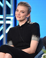 """PASADENA, CA - JANUARY 13: Cast member Natalie Dormer attends the panel for """"Penny Dreadful: City of Angels"""" during the Showtime presentation at the 2020 TCA Winter Press Tour at the Langham Huntington on January 13, 2020 in Pasadena, California. (Photo by Frank Micelotta/PictureGroup)"""