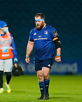 16th November 2020; RDS Arena, Dublin, Leinster, Ireland; Guinness Pro 14 Rugby, Leinster versus Edinburgh; Michael Bent of Leinster recovers between plays