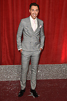 Ross Adams<br /> arriving for The British Soap Awards 2019 at the Lowry Theatre, Manchester<br /> <br /> ©Ash Knotek  D3505  01/06/2019