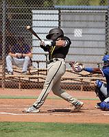 Adam Kerner - San Diego Padres 2021 spring training (Bill Mitchell)