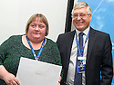 NHS Forth Valley Long Service Awards December 2015 : 40 Years