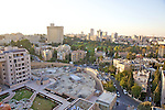 View Of Jerusalem From YMCA Tower