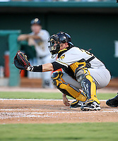 Bobby Wilson / Salt Lake Bees in a game against the Tucson Sidewinders in Tucson, AZ - 09/01/2008 ..Photo by:  Bill Mitchell/Four Seam Images