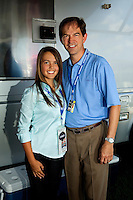Coverage of the NASCAR Sprint Cup Series Coca-Cola 600 week at Charlotte Motor Speedway on May 30, 2010 in Concord, North Carolina. .