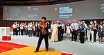 Berlin-Germany - May 23, 2014 -- International Trade Union Confederation - 3rd ITUC World Congress 'Building Workers' Power'; here, i.a. Sharan Burrow (ce), ITUC-General Secretary -- Photo: © HorstWagner.eu / ITUC
