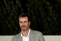 "Italian actor and producer Andrea Occhipinti poses on the red carpet for the screening of the film ""El olvido que seremos"" during the 15th Rome Film Festival (Festa del Cinema di Roma) at the Auditorium Parco della Musica in Rome on October 22, 2020.<br /> UPDATE IMAGES PRESS/Isabella Bonotto"