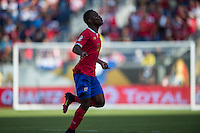 Orlando, Florida - Saturday, June 04, 2016: Costa Rican midfielder Joel Campbell (12) during a Group A Copa America Centenario match between Costa Rica and Paraguay at Camping World Stadium.